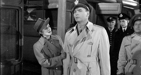 Olivia de Havilland & John Lurd