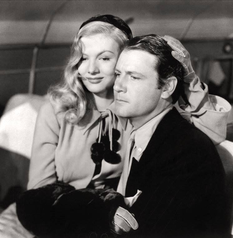 JOEL McCREA & VERONICA LAKE