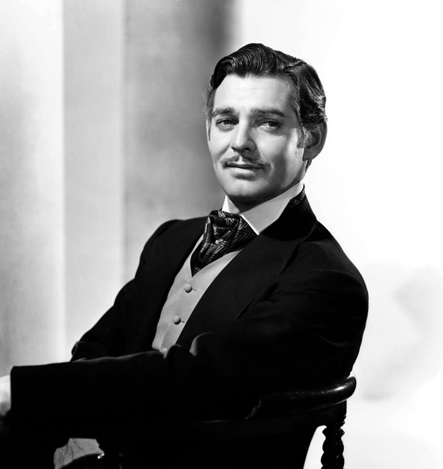 CLARK GABLE (1901 - 1960)