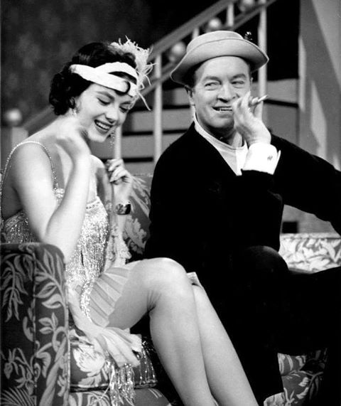 BOB HOPE & NATALIE WOOD