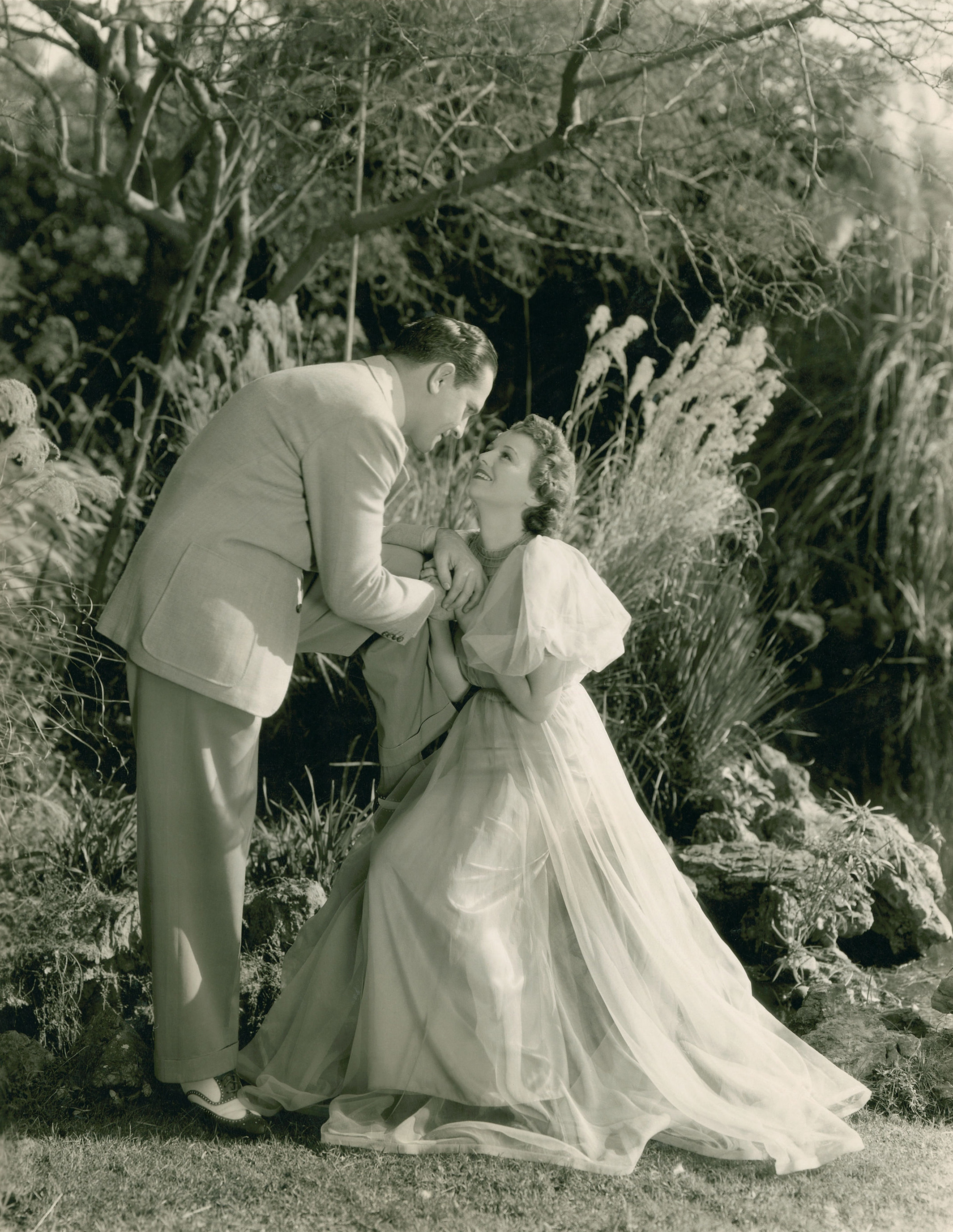 sebrina jane with Fredric March
