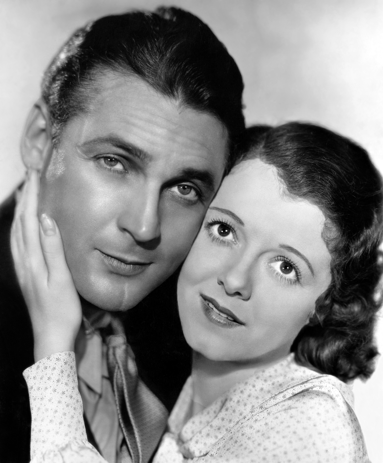 Janet Gaynor with Charles Farrell