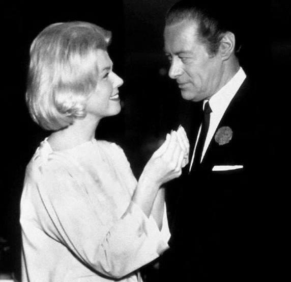Doris Day e Rex Harrison