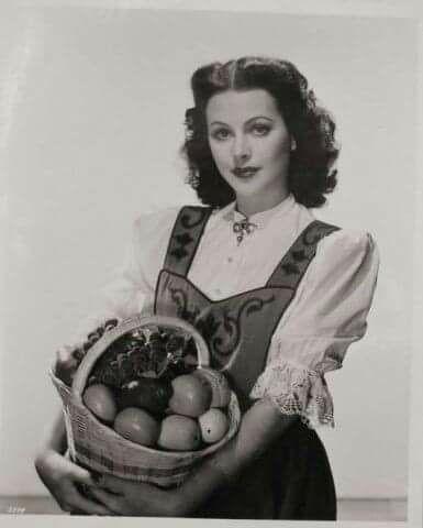 Hedy Lamarr -1940s