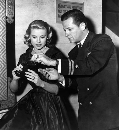 Grace Kelly & William Holden