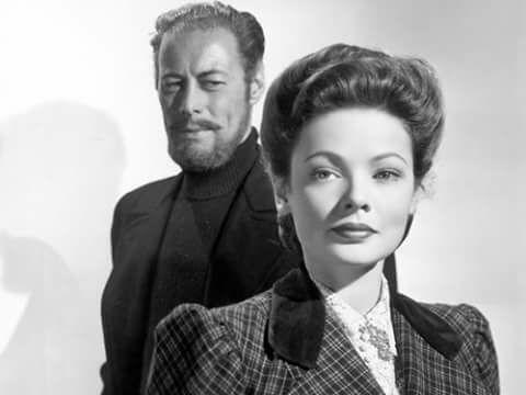 Rex Harrison & Gene Tierney