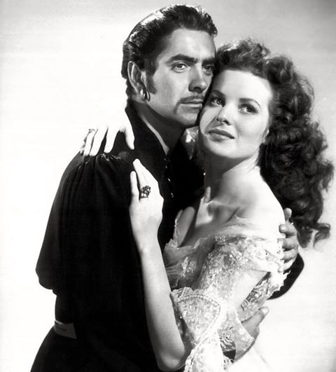TYRONE POWER & MAUREEN O'HARA