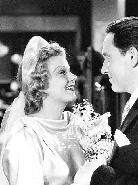 Jean Harlow & Spencer Tracy