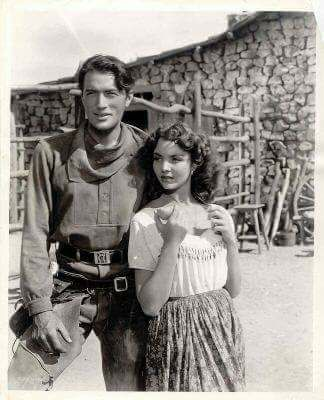 Gregory Peck & Jennifer Jones