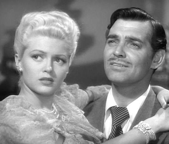 Clark Gable & Lana Turner