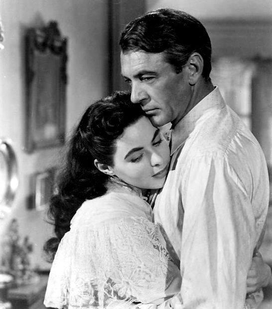Gary Cooper e Ingrid Bergman
