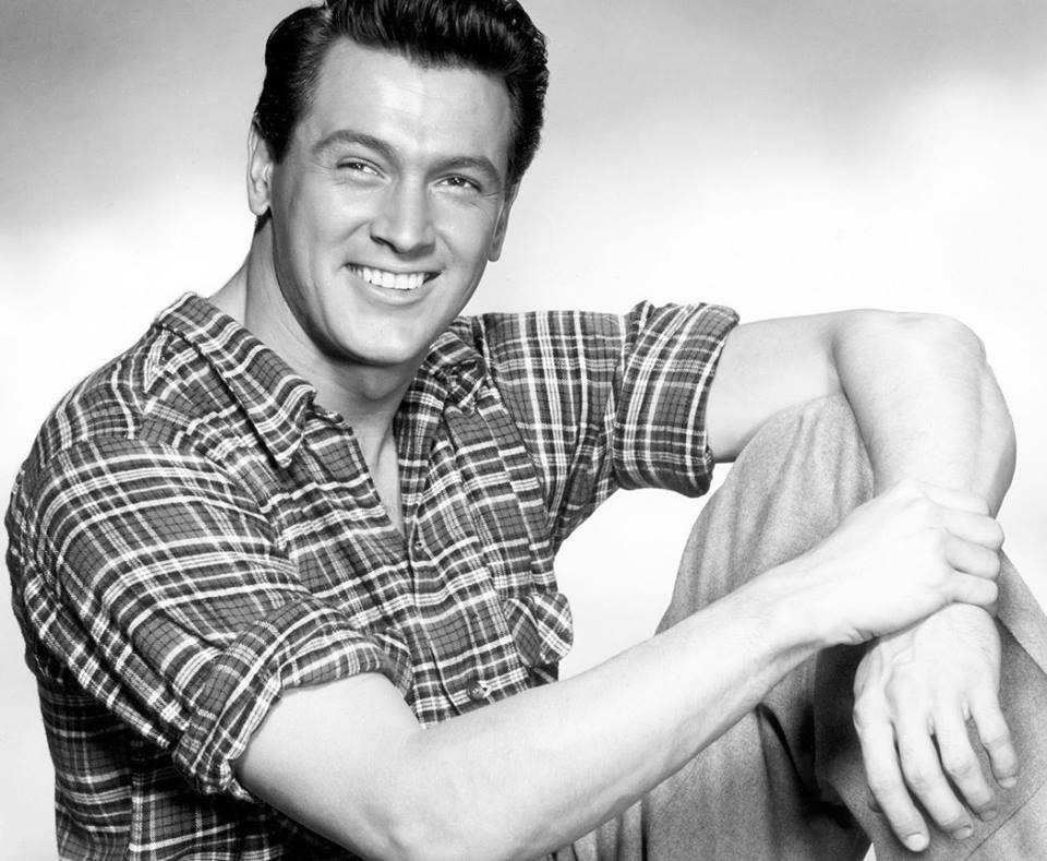 Rock Hudson (1925 - 1985)