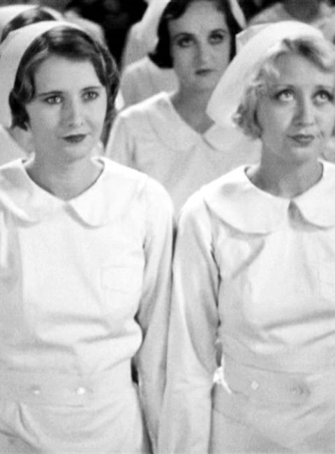 Barbara Stanwyck & Joan Blondell -Night Nurse(1931)