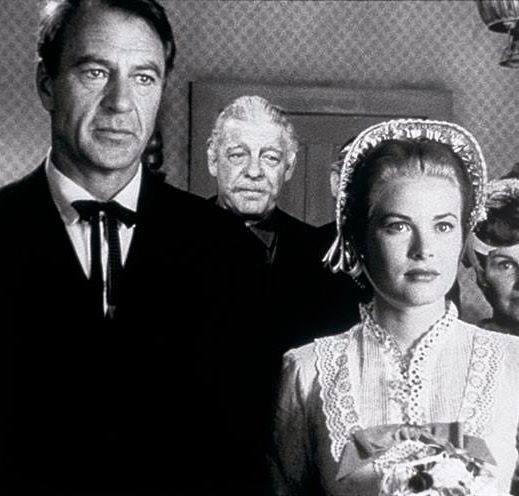Gary Cooper & Grace Kelly in
