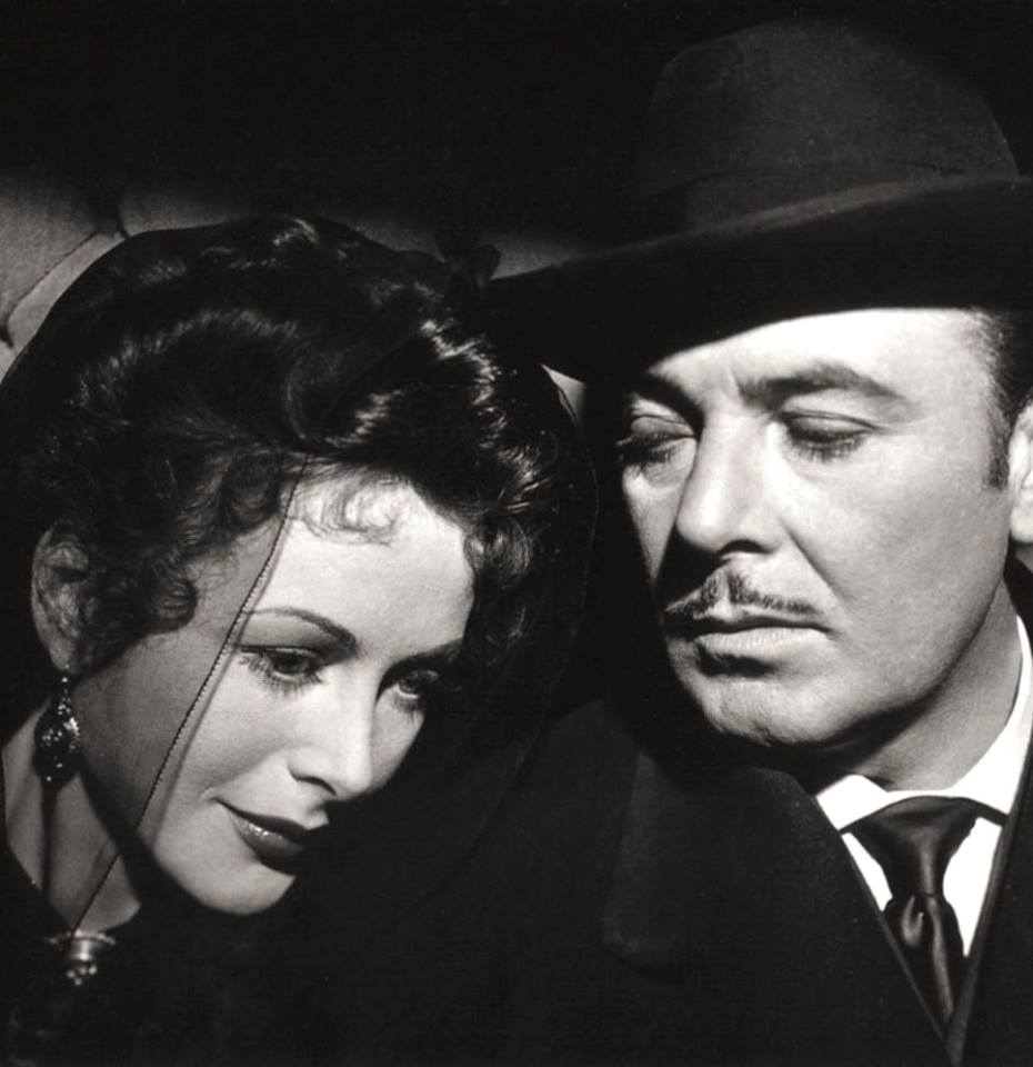 GEORGE BRENT & HEDY LAMARR