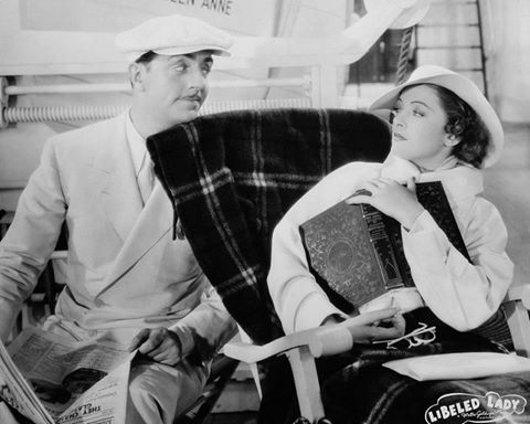William Powell & Myrna Loy