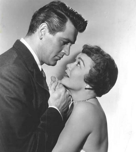 ROCK HUDSON & JANE WYMAN