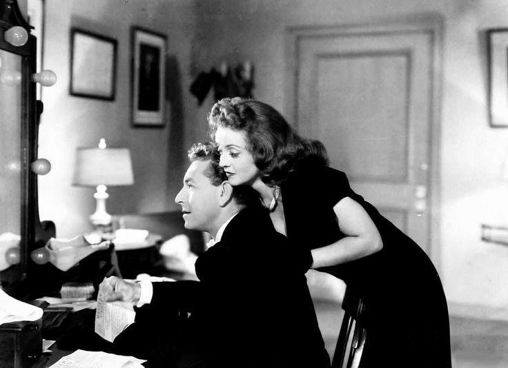 Paul Henreid & Bette Davis