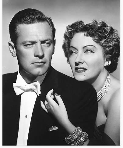 Gloria Swanson and William Holden
