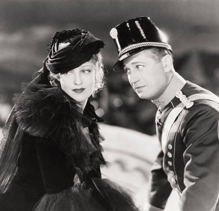 MAURICE CHEVALIER & JEANETTE MACDONALD