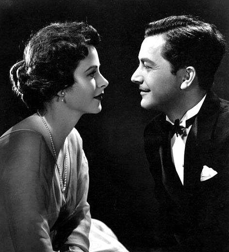 ROBERT YOUNG & HEDY LAMARR