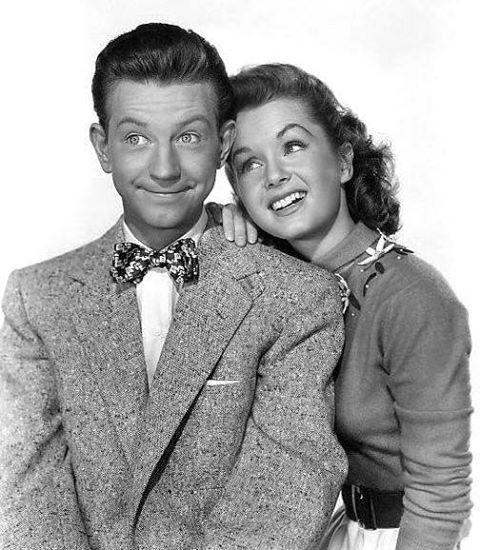 Donald O'Connor & Debbie Reynolds