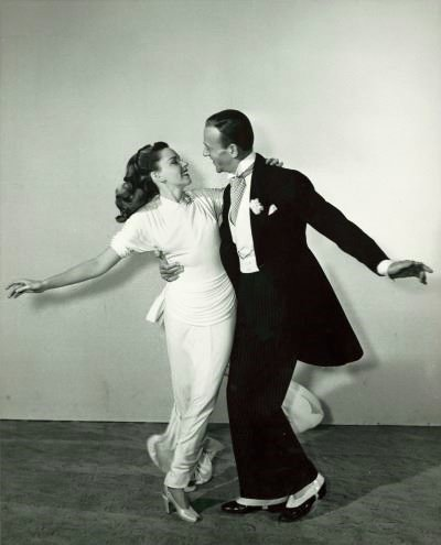 Judy Garland & Fred Astaire