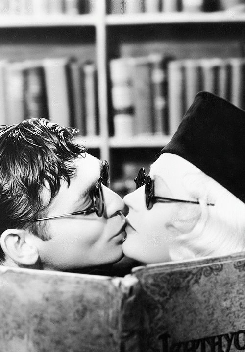 Clark Gable & Marion Davies