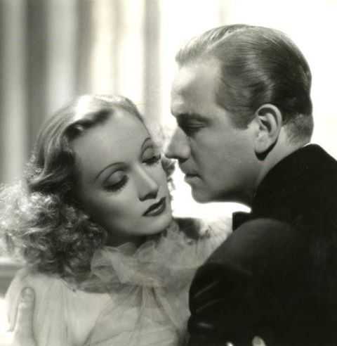 Melvyn Douglas & Marlene Dietrich