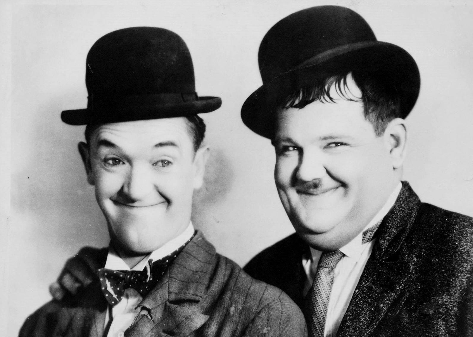 Stan Laurel (1890 - 1965) Oliver Hardy (1892 - 1957)