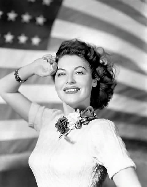 Ava Gardner -1940s