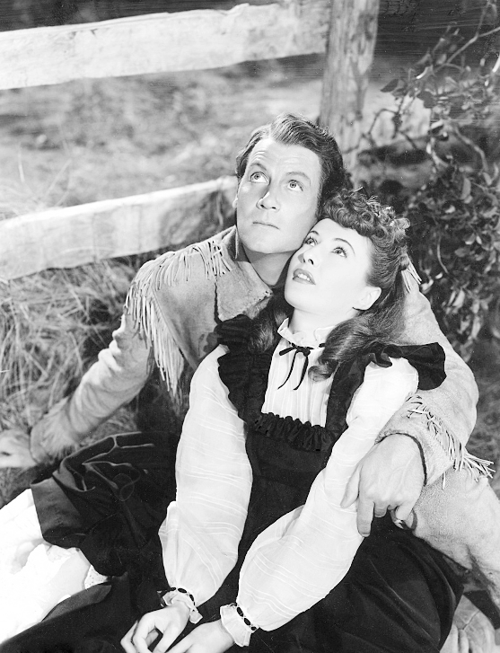 Joel McCrea & Barbara Stanwyck