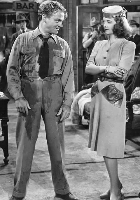 James Cagney & Bette Davis
