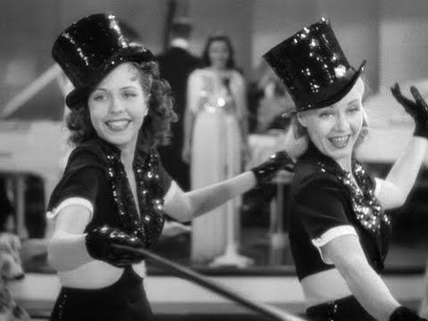 Ann Miller & Ginger Rogers