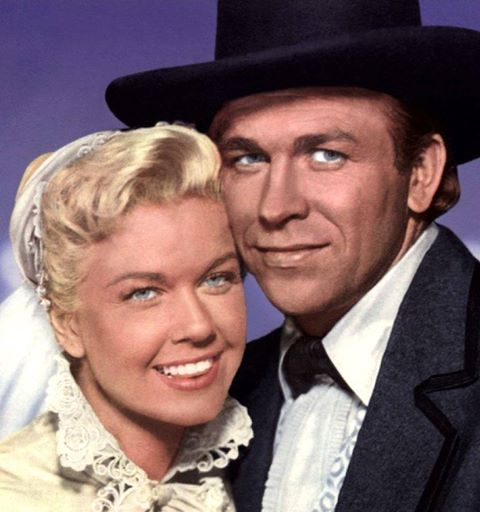 Howard Keel & Doris Day