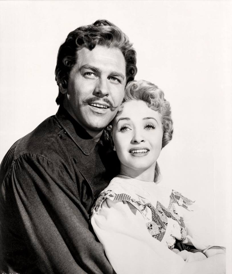 HOWARD KEEL & JANE POWELL