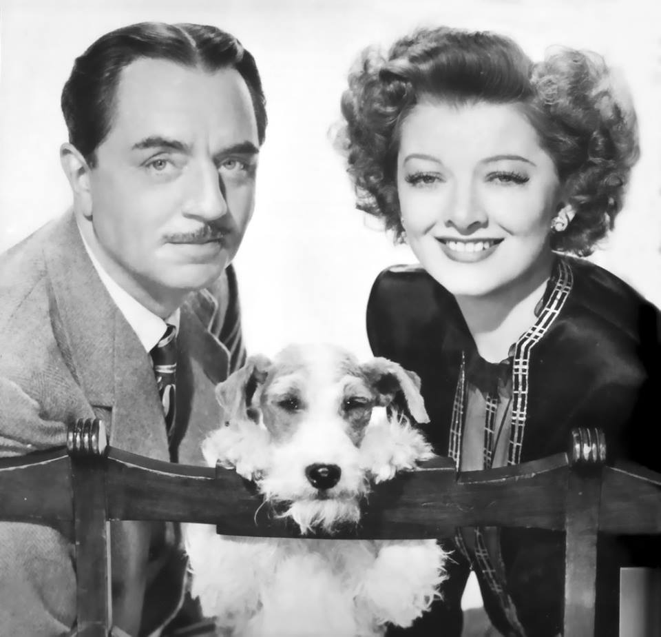 William Powell, Myrna Loy
