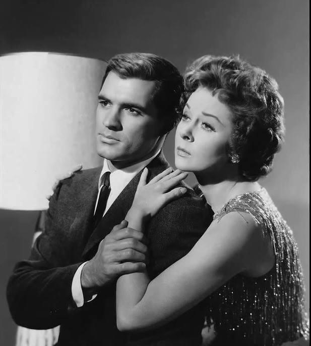John Gavin e Susan Hayward