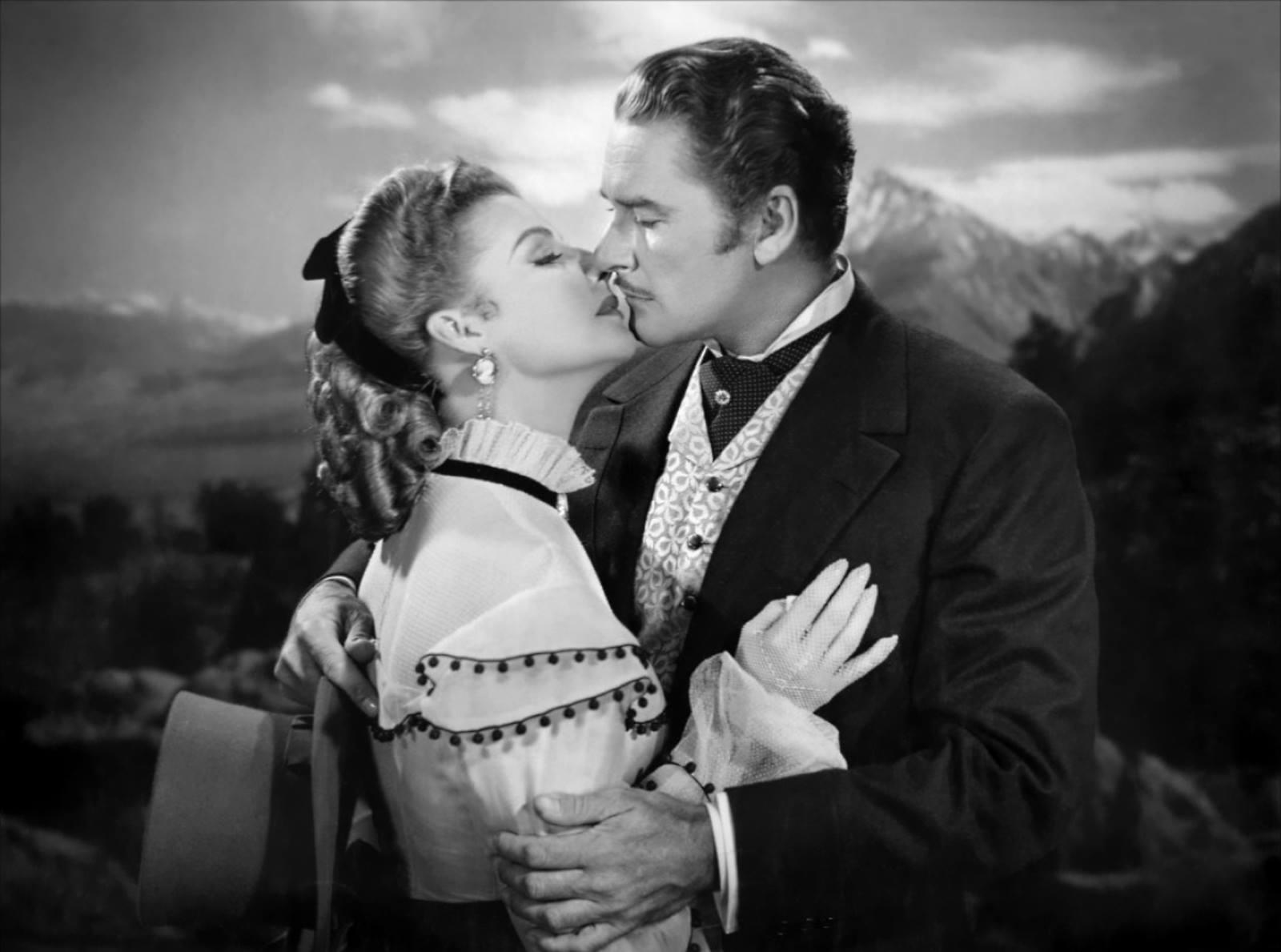 Erroll Flynn e Ann Sheridan