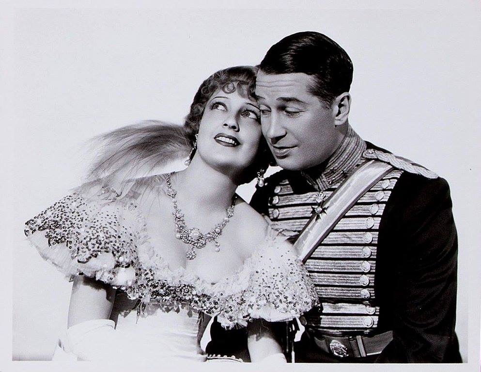 Maurice Chevalier e Jeanette MacDonald