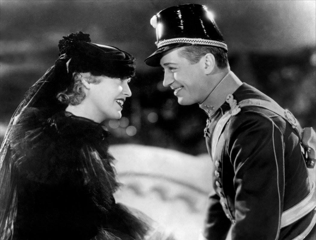 Maurice Chevalier e Jeanette MacDonald