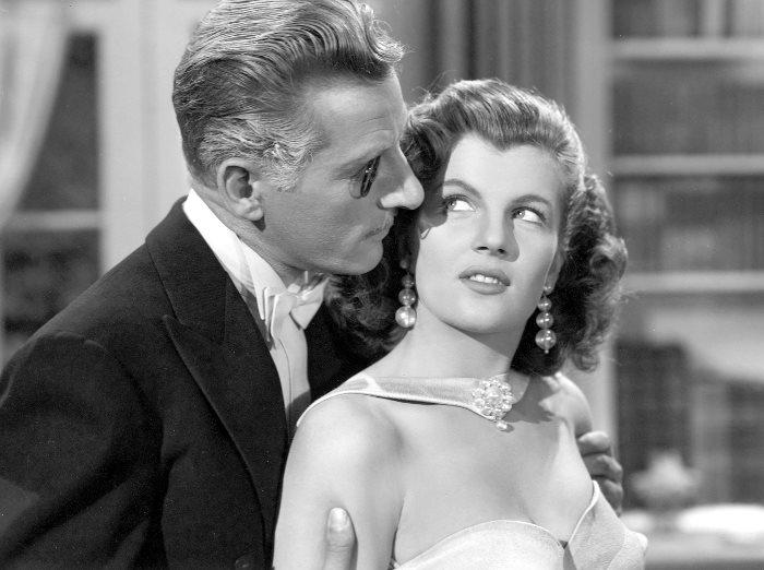 Danny Kaye e Corinne Calvet