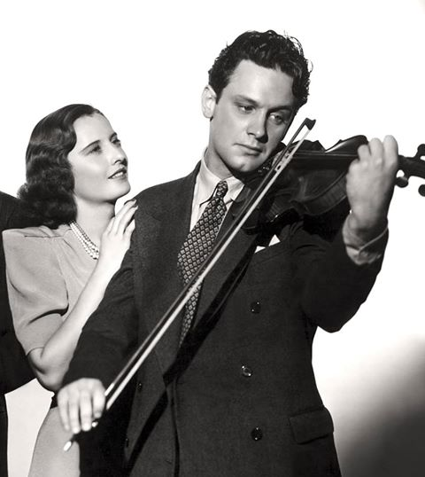 WILLIAM HOLDEN & BARBARA STANWYCK