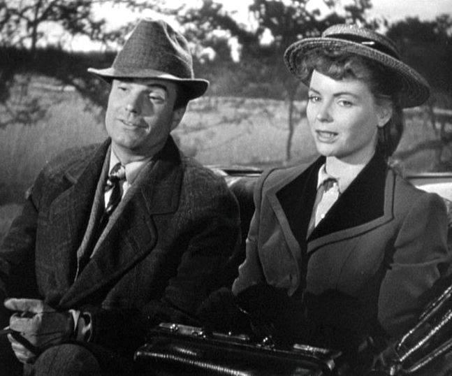 Kent Smith e Dorothy McGuire