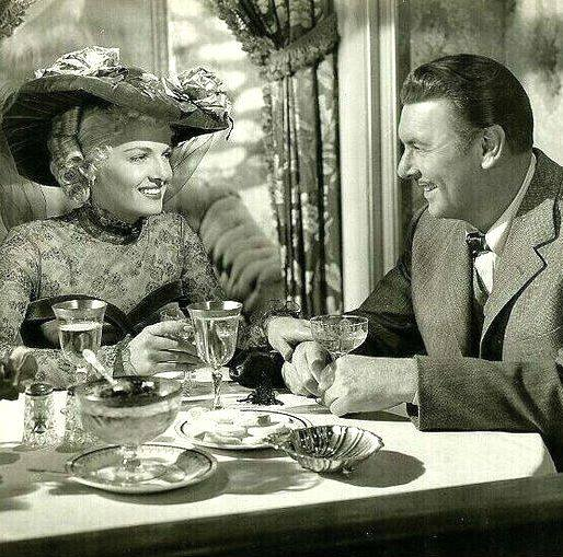 GEORGE BRENT & JANE RUSSELL