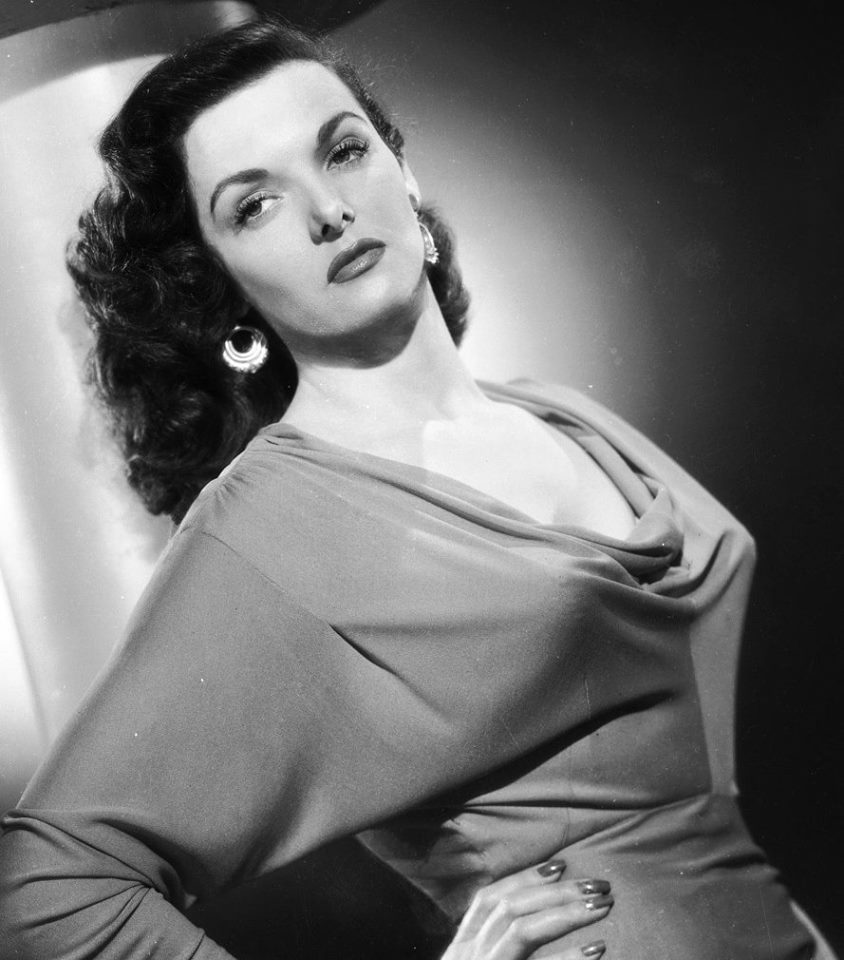 Jane Russell (1921 - 2011)