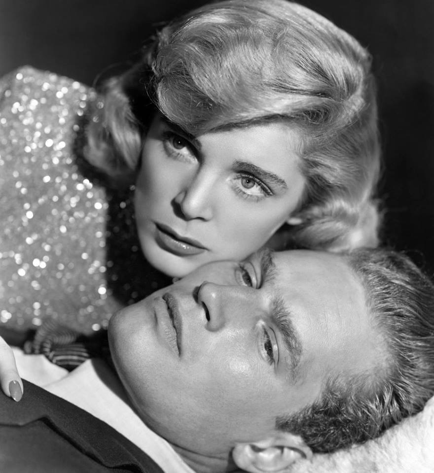 Charlton Heston & Lizabeth Scott
