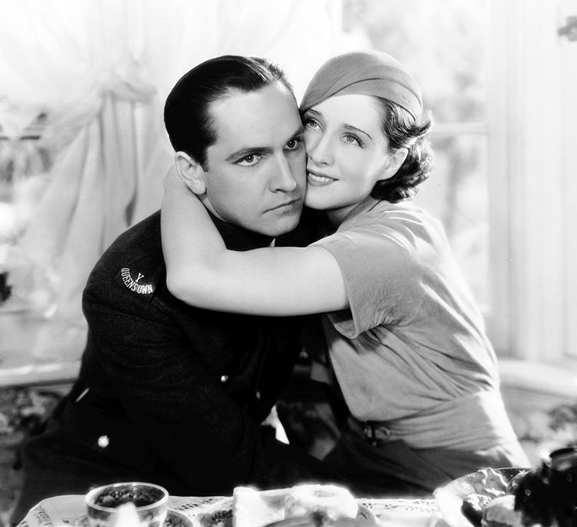 FREDRIC MARCH & NORMA SHEARER