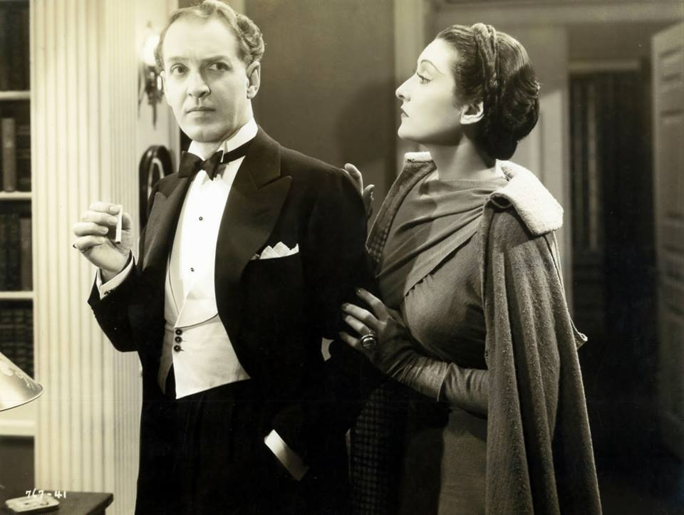 Otto Kruger costarred with Gloria Holden