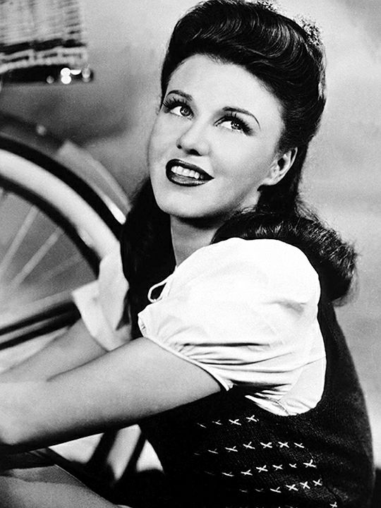 Ginger Rogers -1940s.